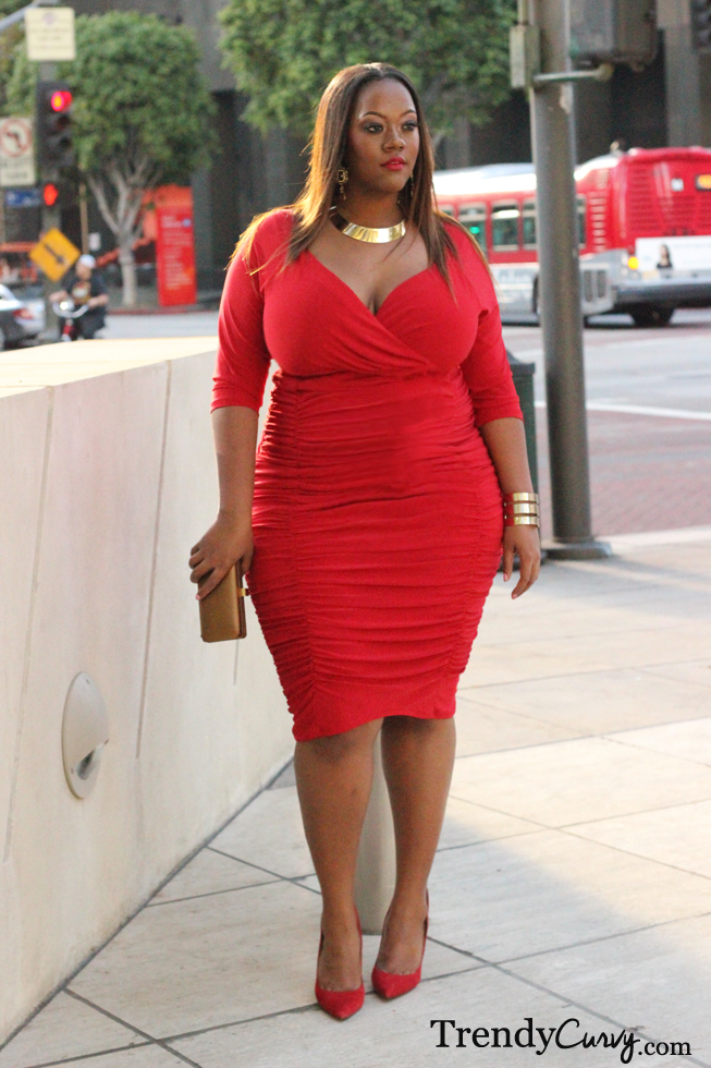 image result for plus size valentines day dresses - Plus Size Valentine Dresses