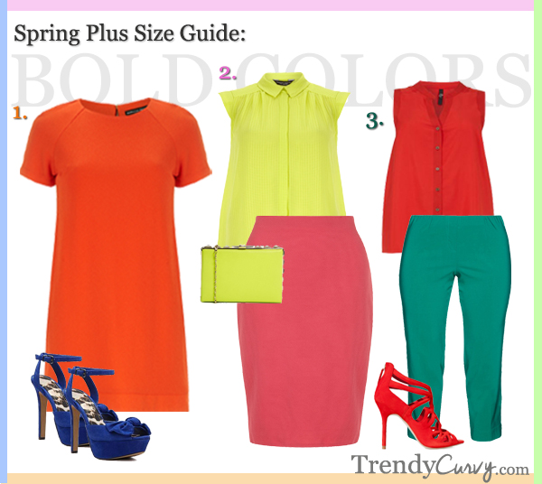 Bold Colors Trend