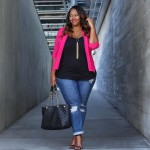 Need Valentines Day outfit inspiration? Head over to TrendyCurvycom tohellip
