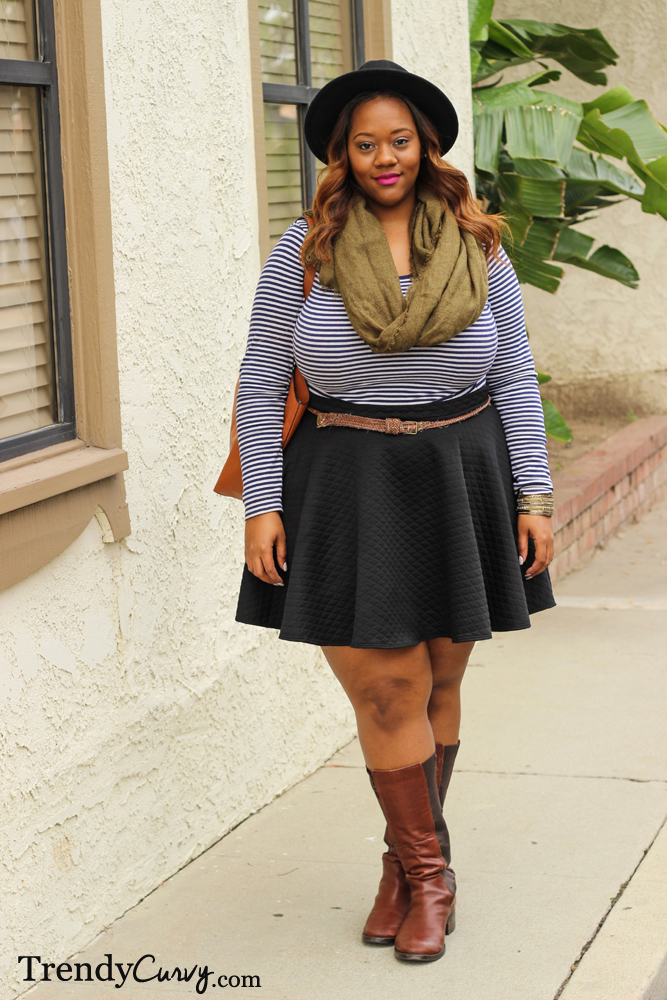 80703828b1e Skater skirts are another item that looks great on everyone and can be worn  in so many different ways. Whether you dress them up or dress them down as  I ...