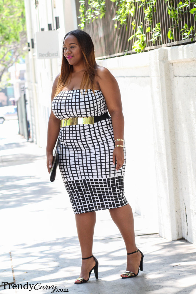 Plus Size Summer Fashion Trendy Curvy