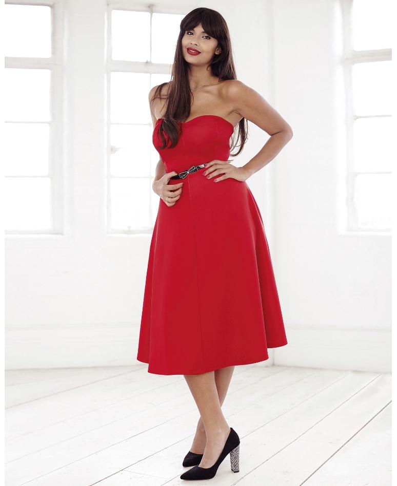 5b2d7bca2fb Simply Be Holiday Dress Giveaway - Trendy CurvyTrendy Curvy