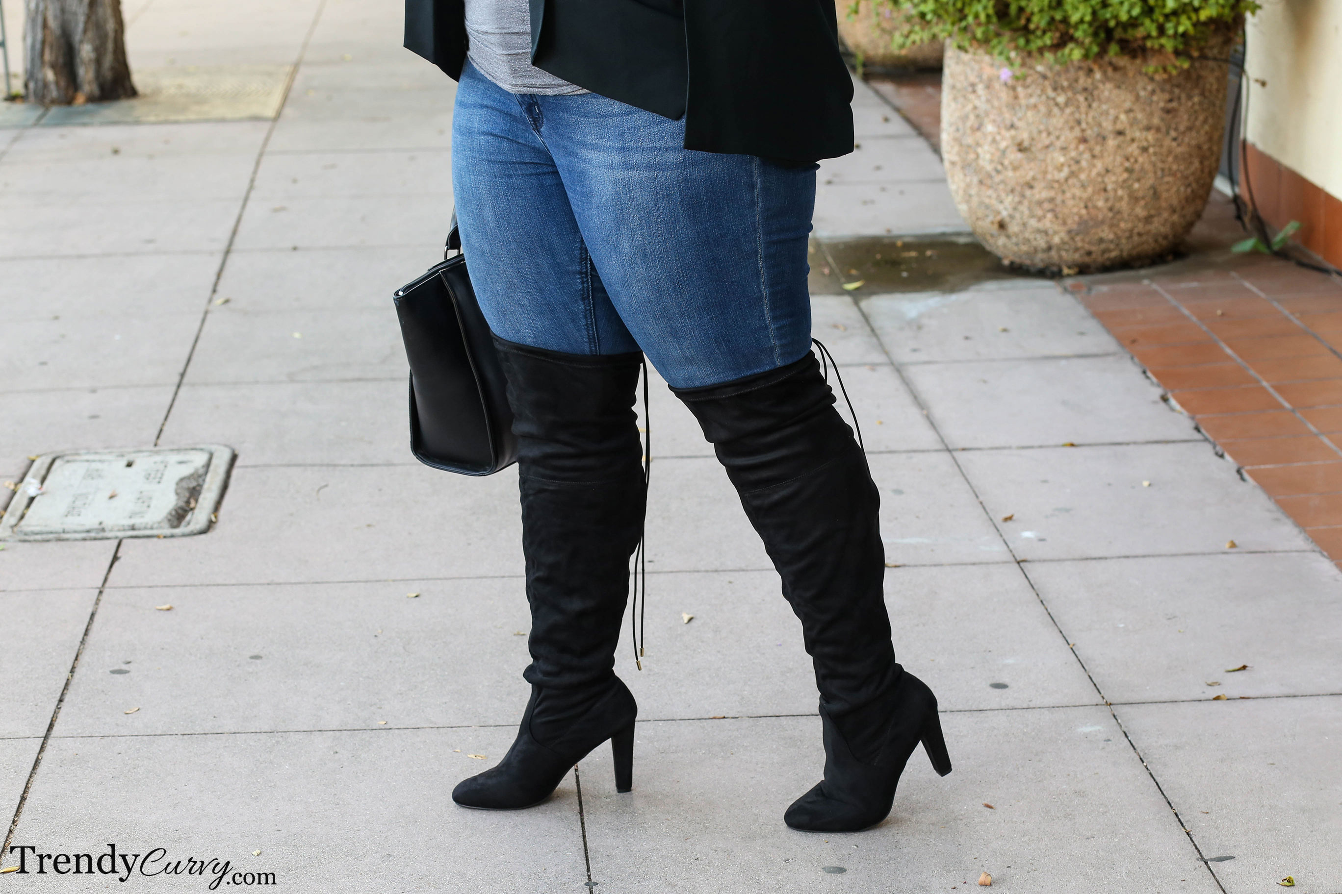b12da2a0995 I don t know about you but I have been on the hunt for over-the-knee boots  for quite some time. I