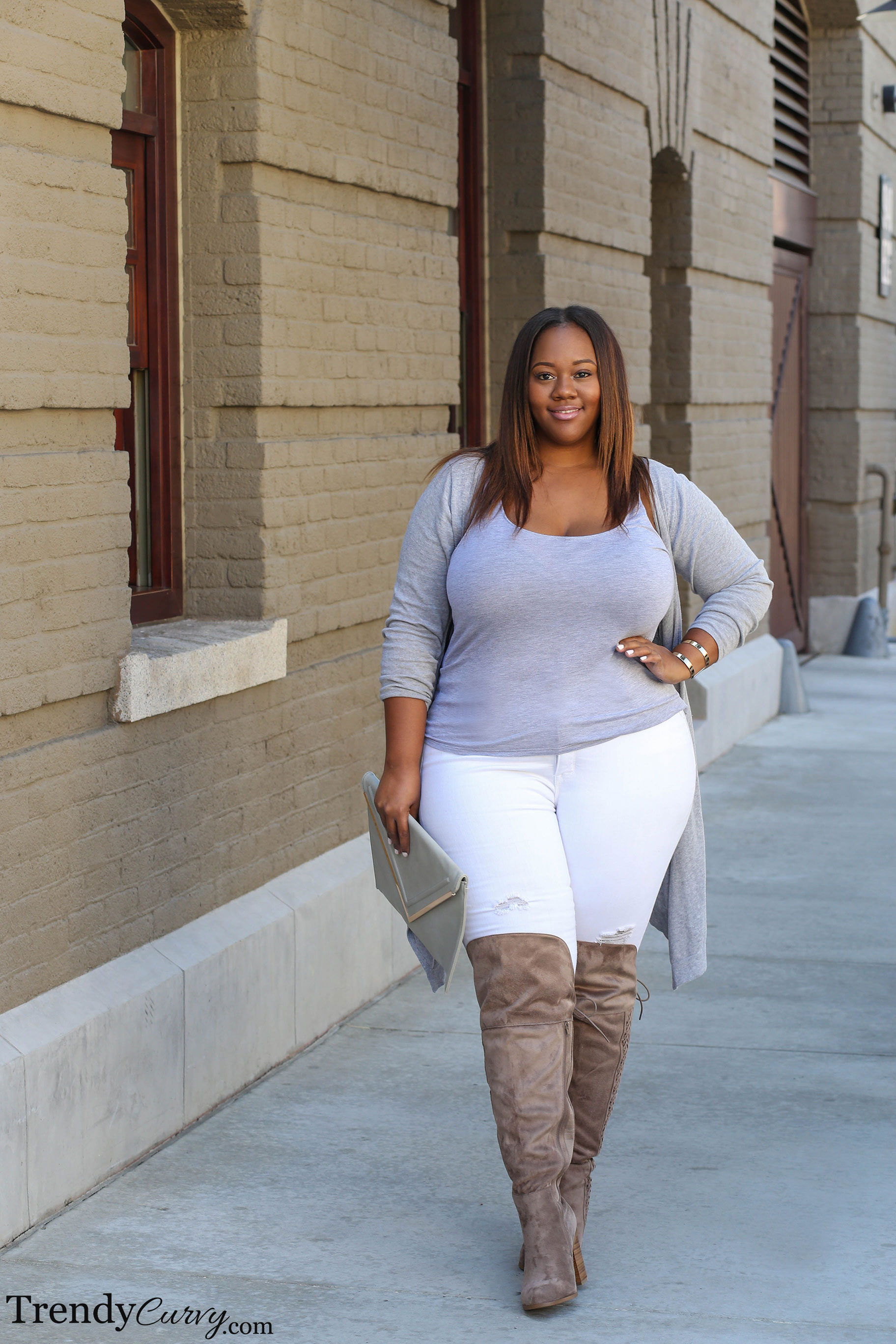How to wear leggings with boots plus size