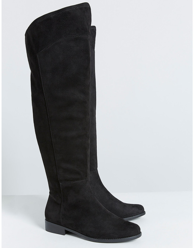 Wide Calf Boots for Fall - Trendy CurvyTrendy Curvy