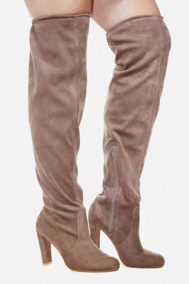 42c8499eb1d Wide Calf Boots for Fall - Trendy CurvyTrendy Curvy