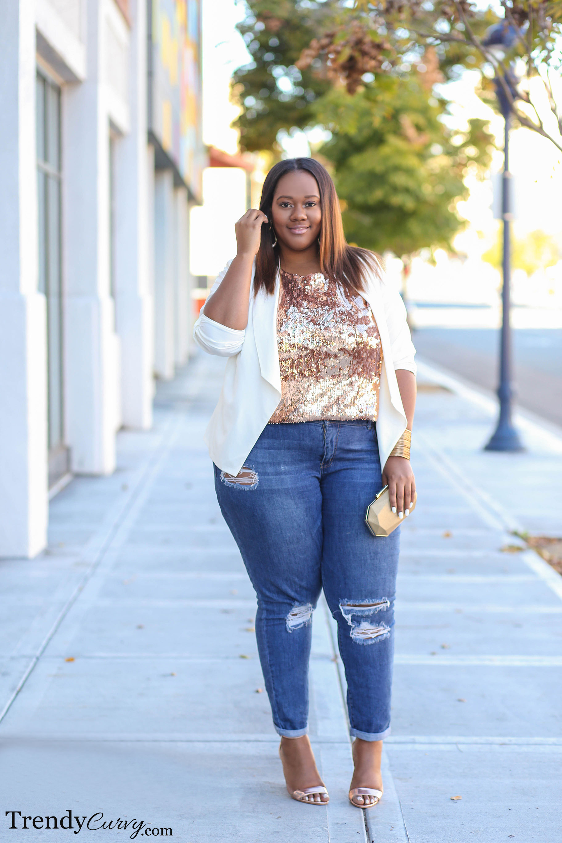 Plus Size NYE Outfit Ideas