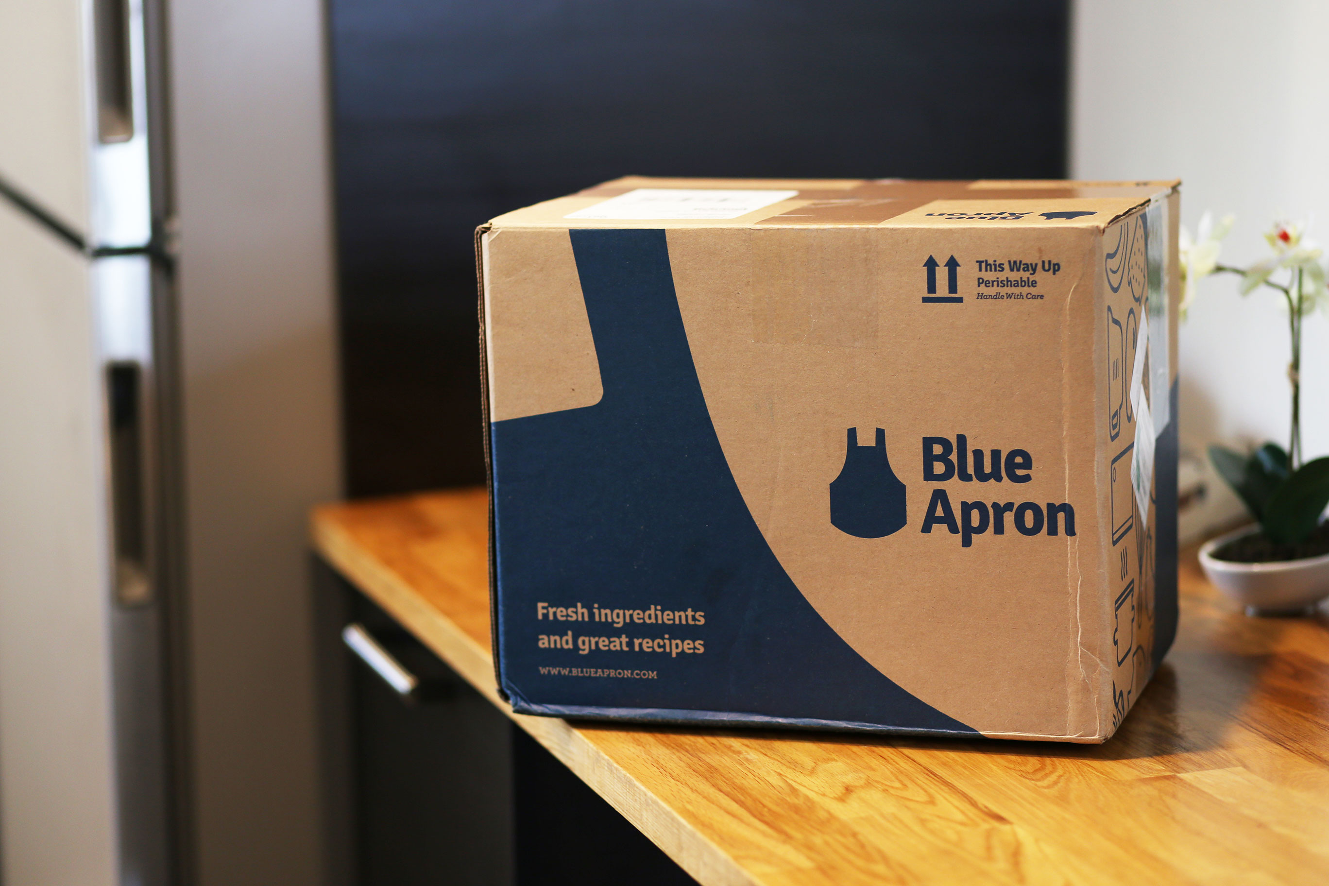 Blue apron working conditions - Blue Apron 6