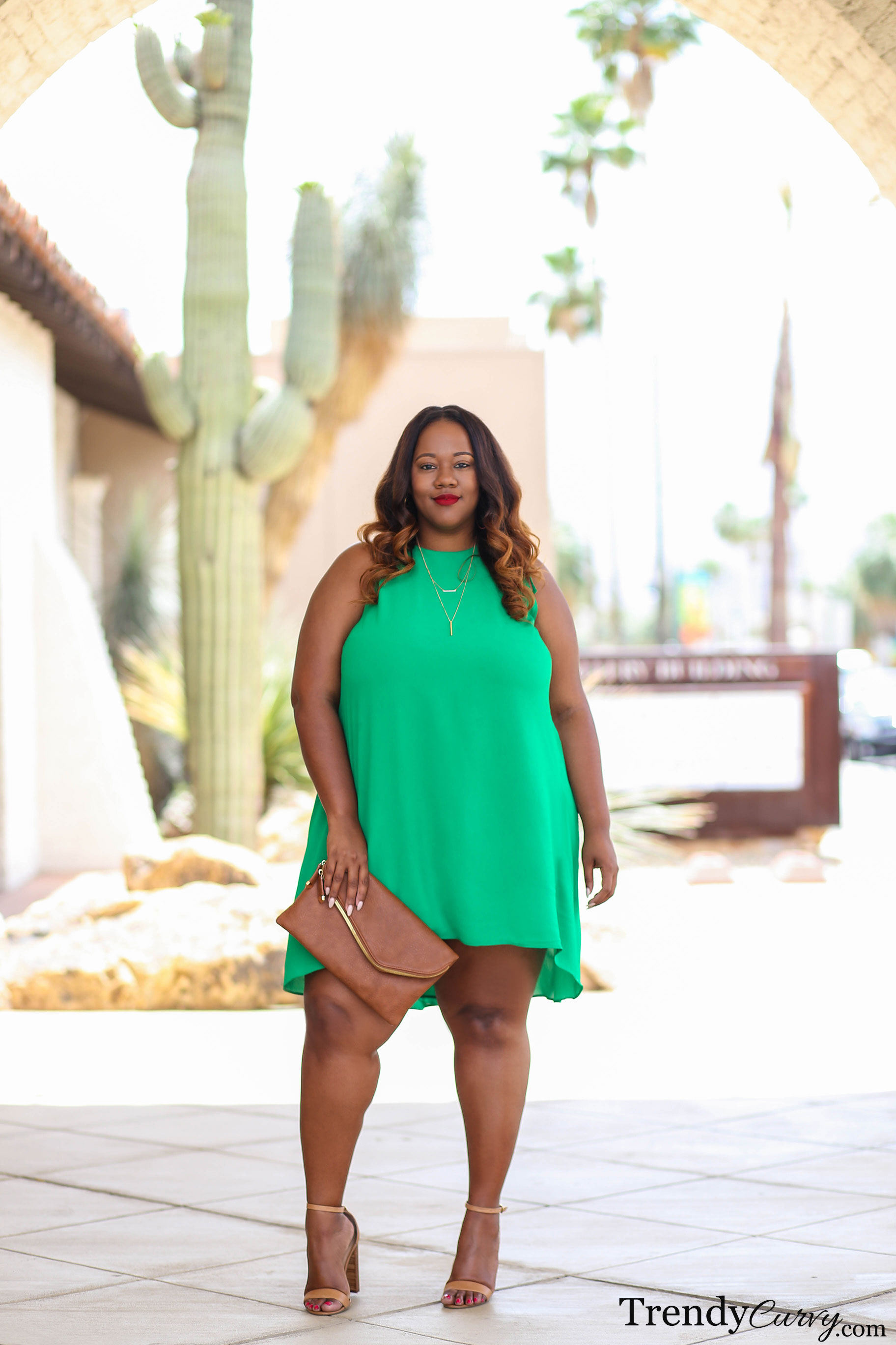 Plus Size Fashion BlogTrendy Curvy