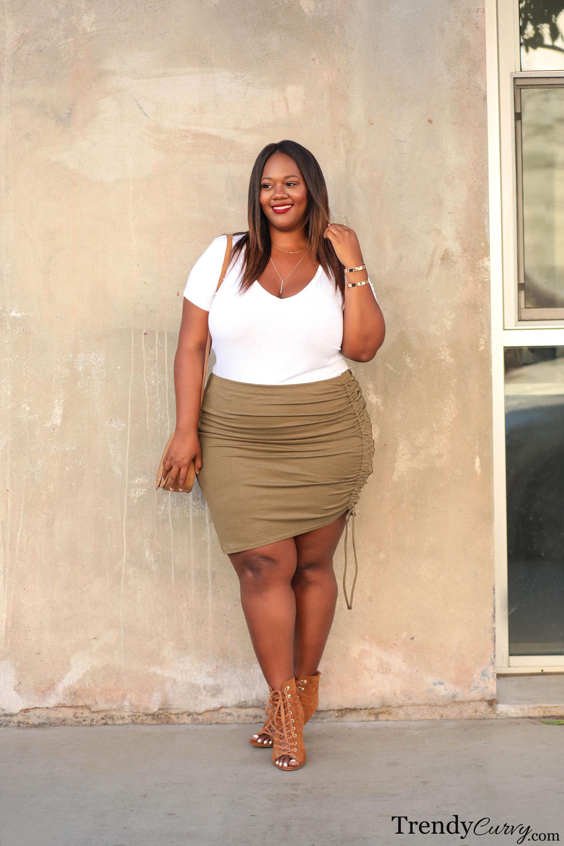 Trendy Curvy Plus Size Fashion Blogtrendy Curvy