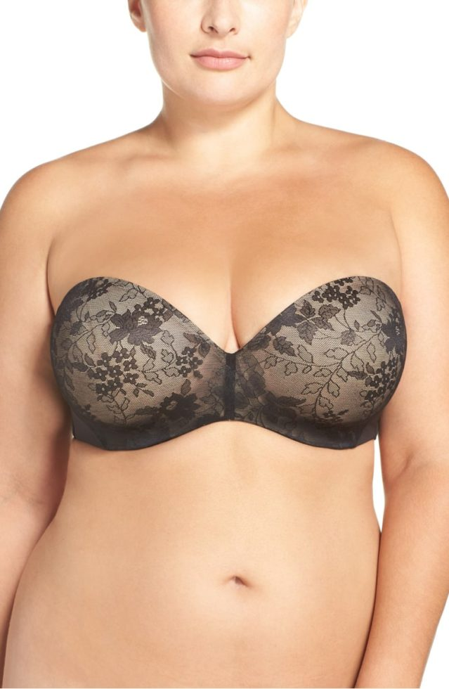 curvy couture 639x980 - Strapless Bras for Huge Busts