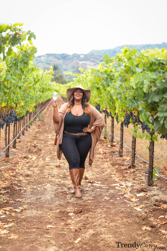 Fall Wine Tasting Outfit