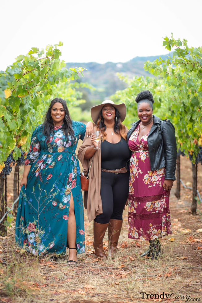 Fall Wine Tasting Outfits