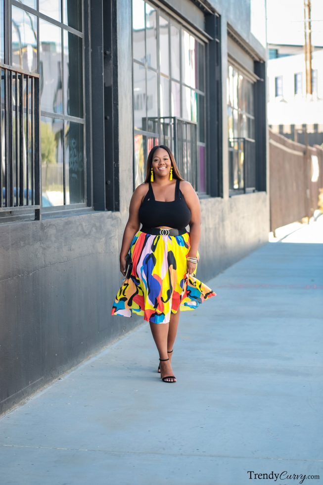 The Colorful Life - Trendy Curvy